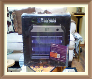 Tbi Pro Powerful Electric Indoor Fly Zapper Bug Zapper Trap Catcher Killer