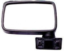 ISUZU KB26 KB41 2WD 4WD UTE TRUCK MODEL 1983 87 DOOR MIRROR BLACK PAIR L - R