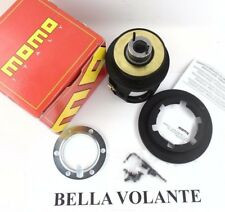 NEW Genuine Momo steering wheel hub boss kit MC1011. Alfa Romeo 33, 75, 90 etc