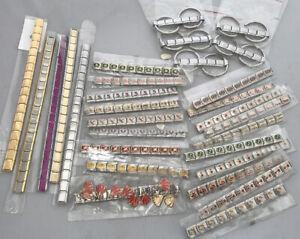 9mm Italian Charm Wholesale Reseller Bulk Lot Starter Bracelets Key Chains