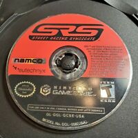 SRS Street Racing Syndicate Nintendo GameCube 2004 gamestop case