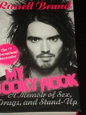 Russell Brand, My Booky Wook 2009 A Memoir of Sex, Drugs and Stand-Up Bestseller