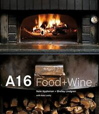 A16: Food + Wine-ExLibrary