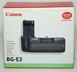 Canon Batteriegriff BG-E3 für EOS-350D/400D NEU