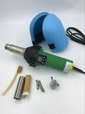 1600W digital Hot Air Torch Plastic welding Gun Plastic welder hot air gun