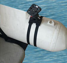 Brocraft fishing  Float Tube Fish Finder + Transducer bracket