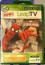 Leap Frog Leap Tv Ultimate Spider-Man New Pre-K-1st Grade