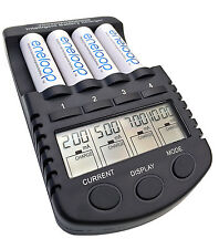Genuine Youshiko YC4000 The Intelligent AA / AAA Battery Charger ( UK Version )