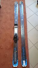 Ski Head Monster 83 mit Bindung Attack 13