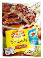 Winiary Juicy Ribs Seasoning Mix Baking Bag Pomysl na Soczyste Zeberka (3-Pack)