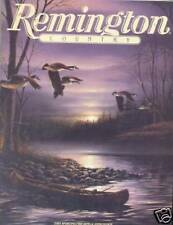 Remington Sporting Firearms Catalog 1985