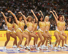 """Golden State Warriors Cheerleaders 10""""x 8"""" Great Color PHOTO REPRINT"""