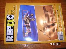 */* Revue Replic n°12 Bf 109C SPAD VII JG 77 Cessna L-19/0-1  Bird Dog