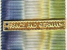 France & Germany Clasp Full-Size From WWII (replacement)