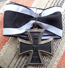 Preussen  Eisernes Kreuz Großkreuz von  1870 sehr gute Nachfertigung mit  Band