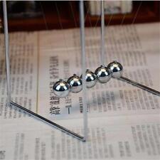 Fancy Newton's Cradle Steel Balance Balls Desk Physics Science Pendulum Desk Toy