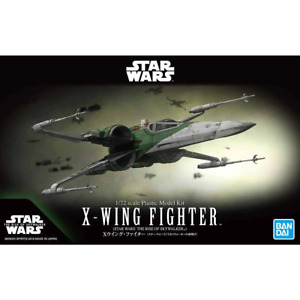 Bandai 5058313 1/72 X-Wing Fighter (Star Wars:The Rise Of Skywalker)