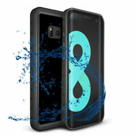 Waterproof Diving Shock Dirt Proof Protection Case Full Cover for Samsung S8 S8+