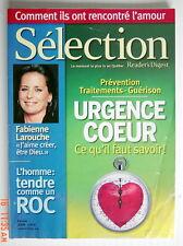 SÉLECTION DU READER'S DIGEST DE FÉVRIER 2006, EN COUVERTURE URGENCE COEUR