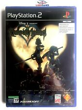 Kingdom Hearts PS2 SPA Retro Nuevo New Sealed Precintado Playstation Videojuego