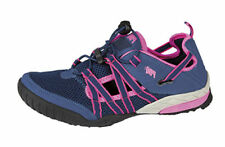 Wedge Lace-up Synthetic Upper Trainers for Women