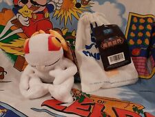 RARE World of Warcraft White Lurky Murloc Plush Toy Blizzard Out of Print WoW