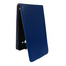 ^ MARBLED FLEXI Klapp Tasche Hülle Schutz Samsung Galaxy J3 2016 Dunkel Blau