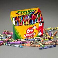 Crayola BIN64 Crayons 64 Piece - C520064