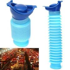 Unisex Adult Portable Toilet Bottle Outdoor Travel Camping Stand Urinal Pee D