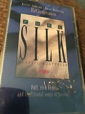 Pure Silk Classic Acappella (Cassette) Derric Johnson FAST SHIPPING New