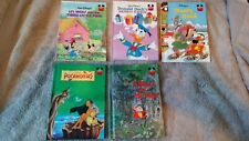 5x Walt Disney World of Books Bundle (14)