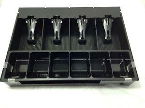 New Sharp POS Cash Till Drawer Tray ERA247A Money Case Unit CCASP2365BH32