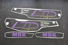 kit autocollants mbk 51 magnum ldt