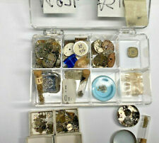 Collection of Vintage AS976 & AS1012 Movements and Parts