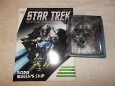 Star Trek Starships Collection 109 Borg Queen's Ship