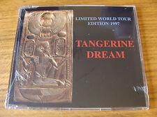 CD Single: Tangerine Dream : Maedchen On The Stairs 1997 Tour Ltd Ed 5000 Sealed