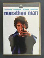 DVD MARATHON MAN Dustin Hoffman Laurence Olivier Roy Scheider JOHN SCHLESINGER