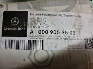 Nox sensor Mercedes A0009053503