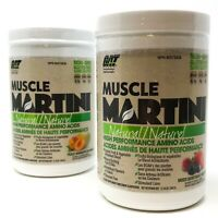 GAT Sport Naturals Muscle Martini Natural Amino Acids BCAA EAA (Choose A Flavor)