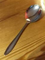 Vintage Silver Plate EPNS Table Serving Spoon 22cm