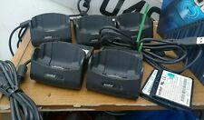 Motorola Symbol MC5040 Single Slot Cradle CRD5000-1000U X5 Joblot with batteries