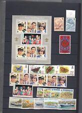 1981 MNH, year/jaargang, Guernsey, GB, UK, channel Islands, postfris