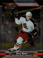 2003-04 Bowman Chrome Hockey Cards Pick From List