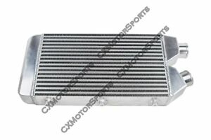 One Sided Turbo Intercooler For Mustang Nissan 280Z Eclipse 25x11x3