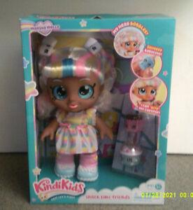 "Kindi Kids 10"" Baby Doll MARSHA MELLO Pre-School Snack Time Friends NEW"