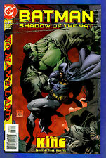 BATMAN SHADOW OF THE BAT # 89 - DC 1999 (vf)  No Man's Land