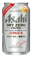 Asahi, Dry Zero, Non Alcohol Beer Drink, 350ml