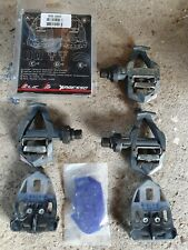 Time rxs pedals - With unopened Cleats