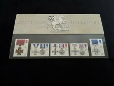GB Presentation Pack 211 1990 Gallantry