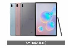[Sale]Samsung Galaxy Tab S6 SM-T865 256/128GB 8G/6G Wi-Fi+4G LTE (Unlocked)